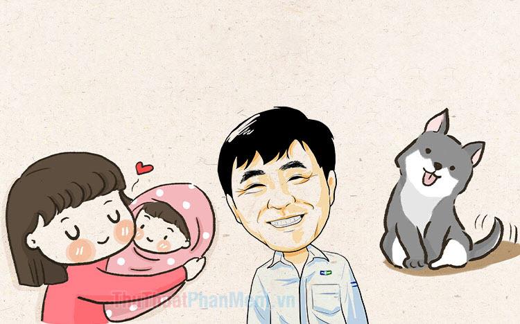 Hình vẽ cute, dễ thương, đáng yêu