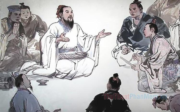 Những câu nói hay, triết lí của Khổng Tử