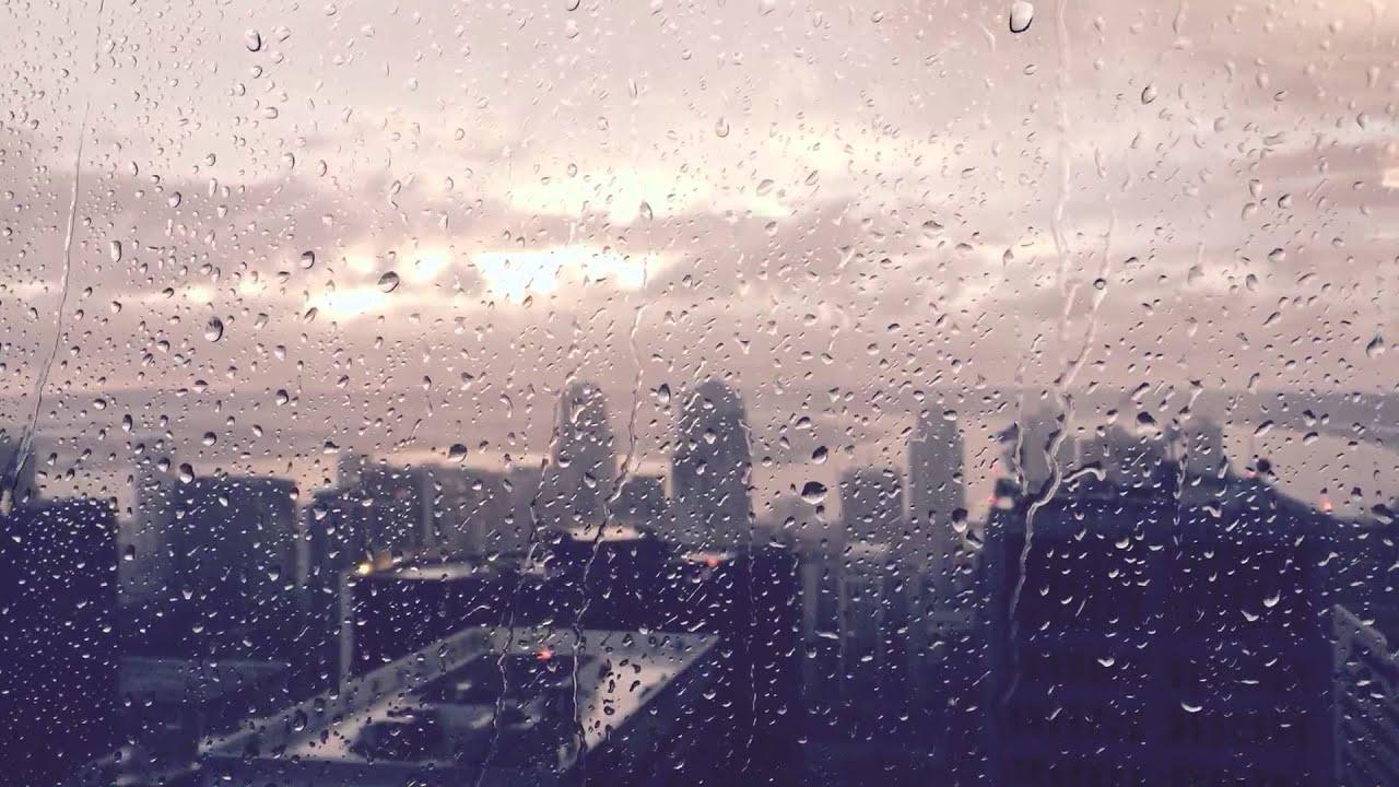 Background trời mưa