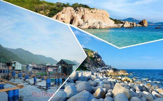 Hình ảnh đảo Bình Hưng đẹp