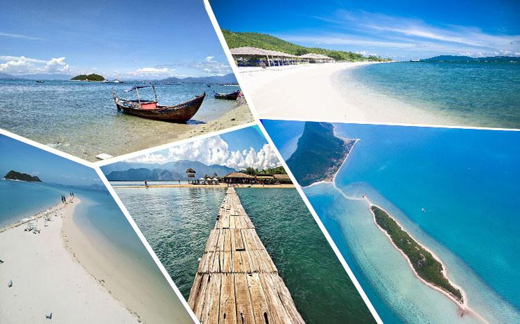 Hình ảnh đảo Điệp Sơn đẹp