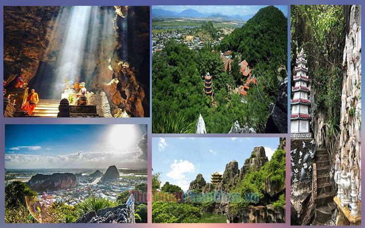Hình ảnh núi Ngũ Hành Sơn đẹp