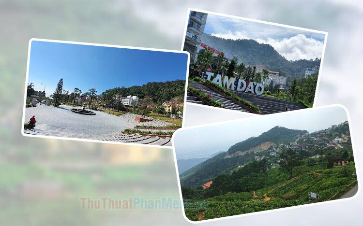 Hình ảnh Tam Đảo đẹp