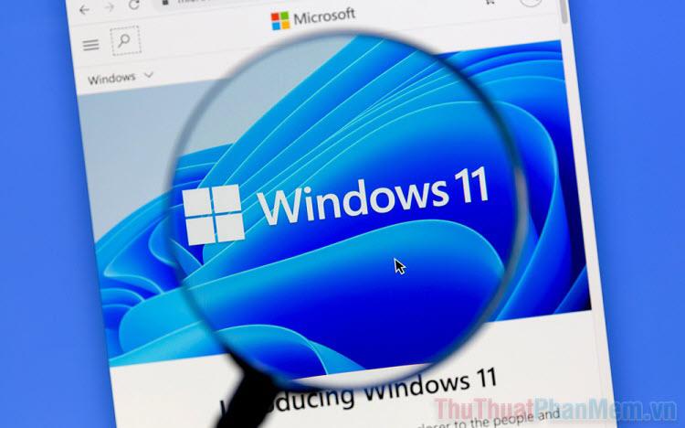 Cách xem địa chỉ IP mạng trên Windows 11