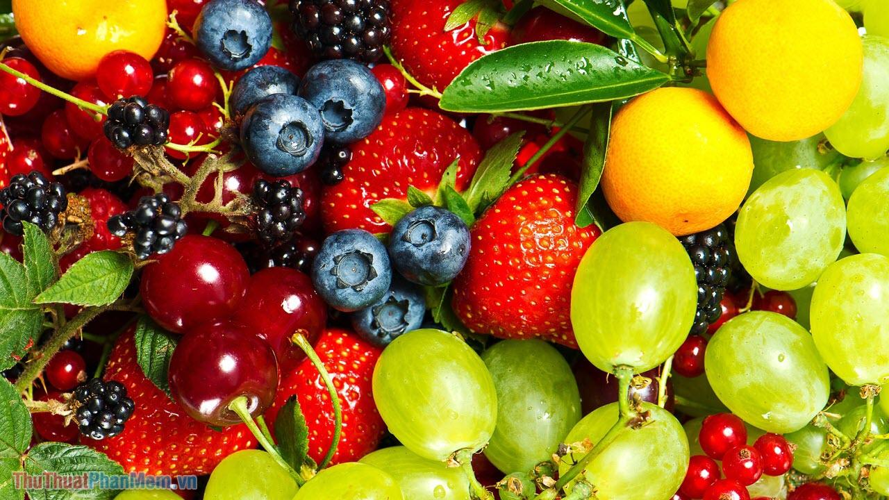 Câu đố về hoa quả cực khó