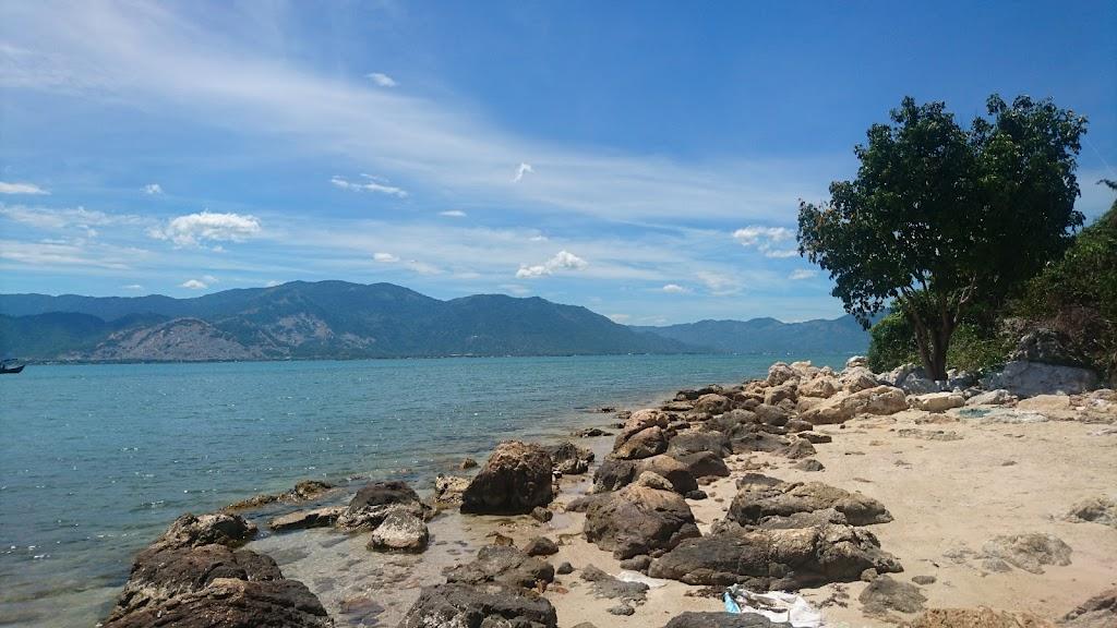 Ảnh đảo Điệp Sơn ngày nắng