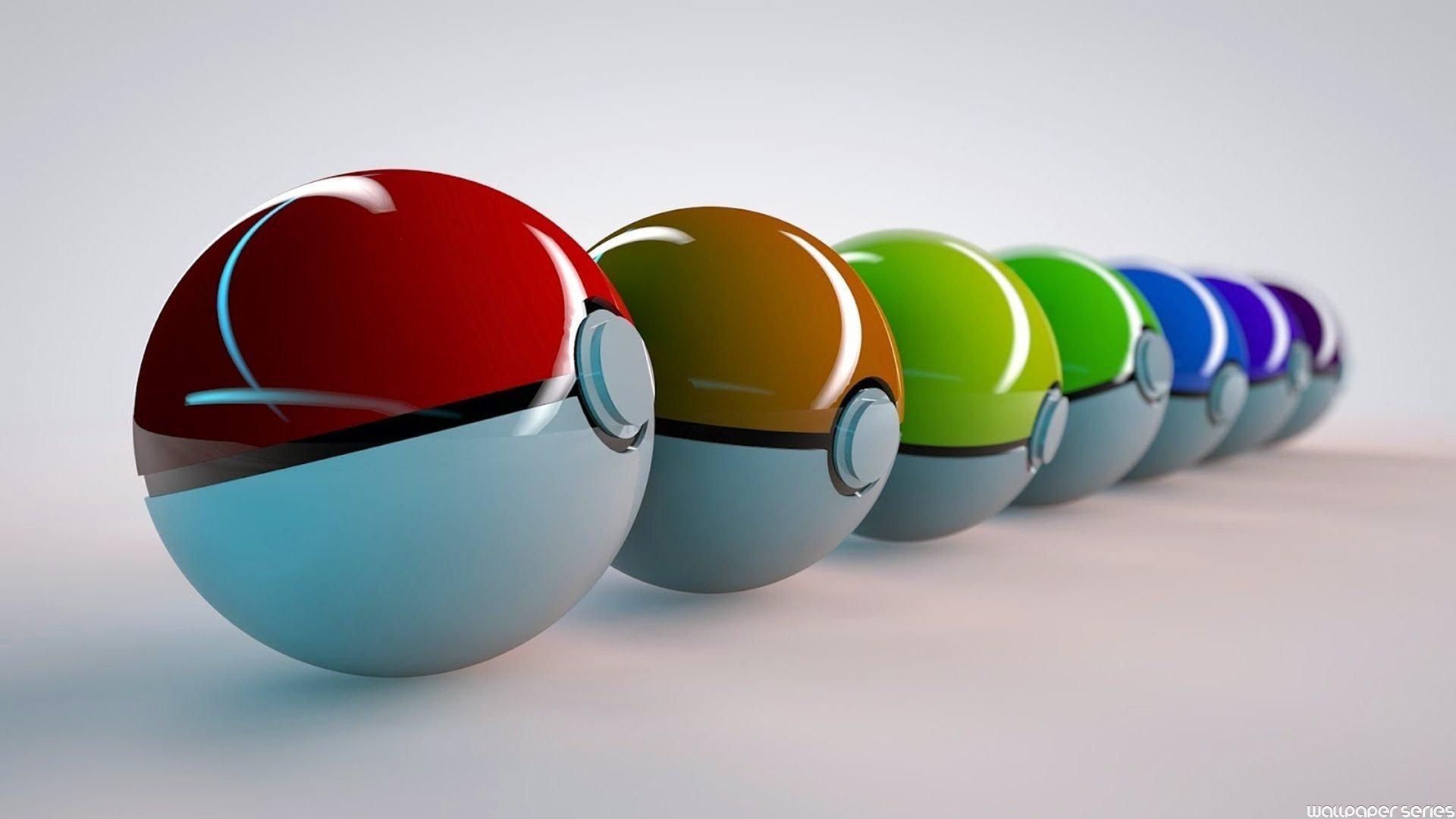 Ảnh nền 3D pokemon
