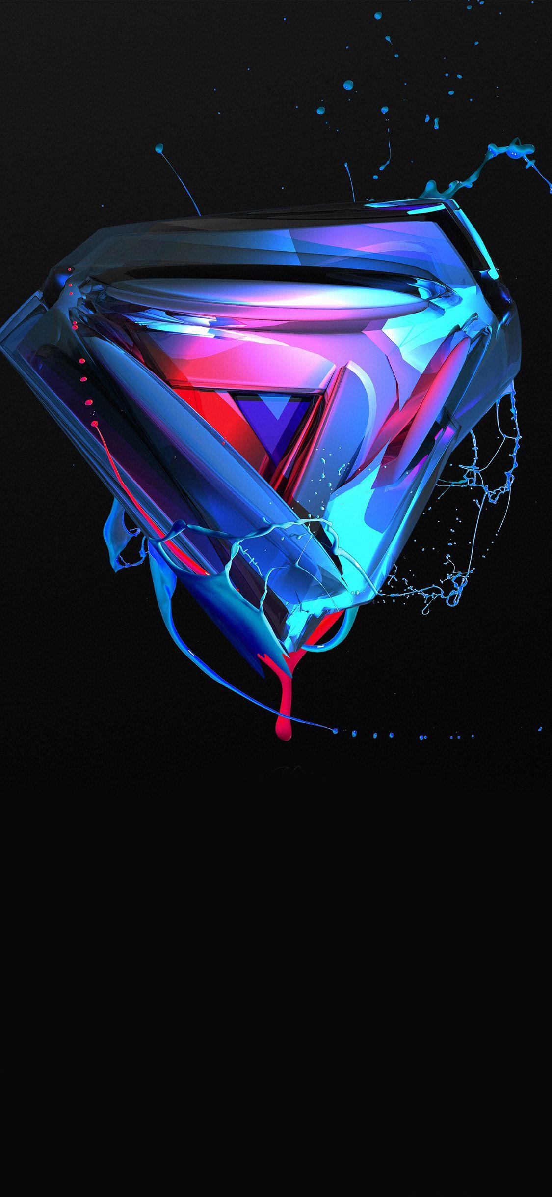 Ảnh nền Iron man 3D