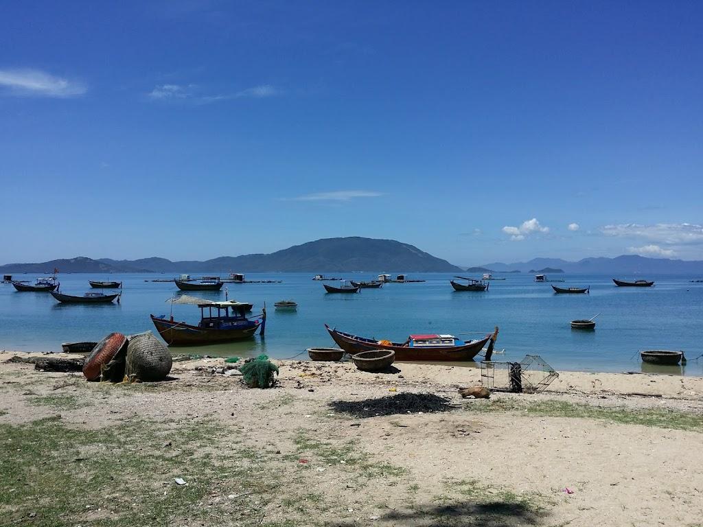 Hình ảnh bãi biển đảo Điệp Sơn