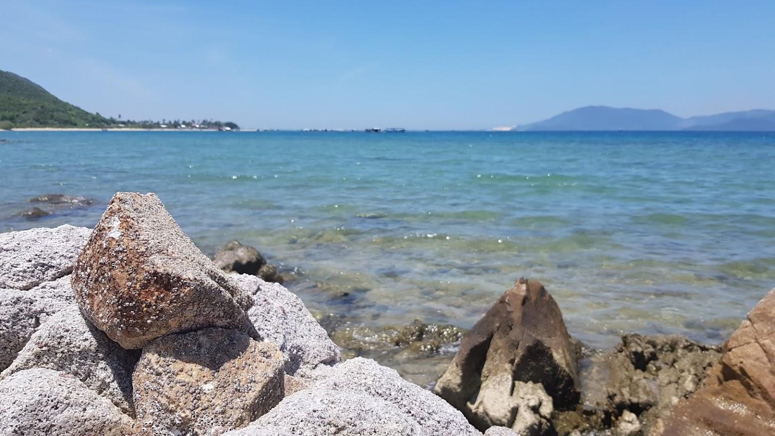 Hình ảnh đá trên đảo Điệp Sơn