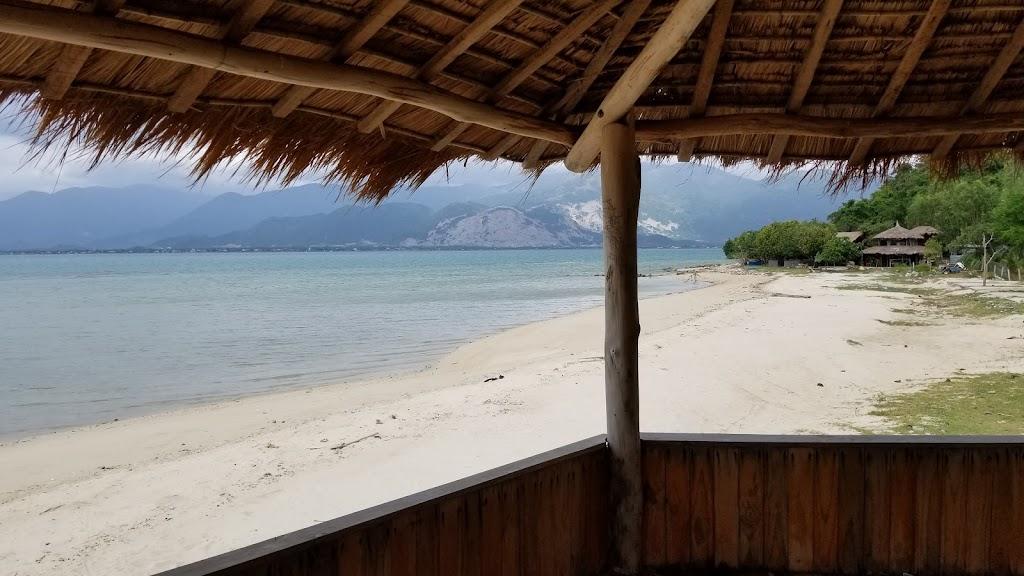 Hình ảnh đảo Điệp Sơn cát trắng
