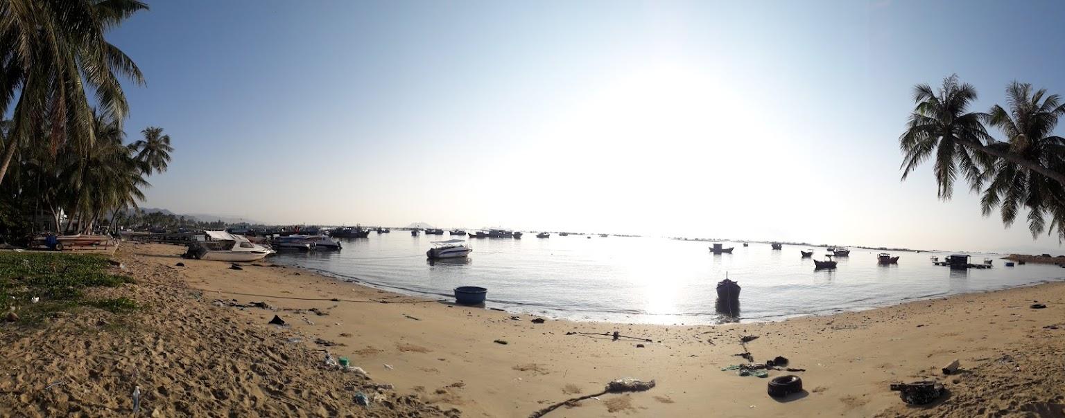 Hình ảnh đảo Điệp Sơn panorama