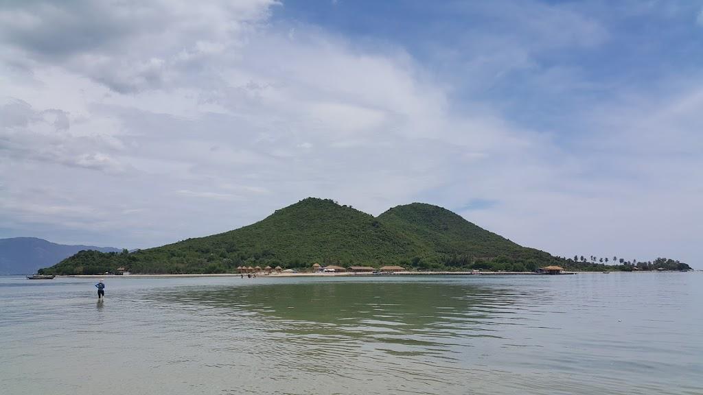 Hình ảnh hòn đảo Điệp Sơn