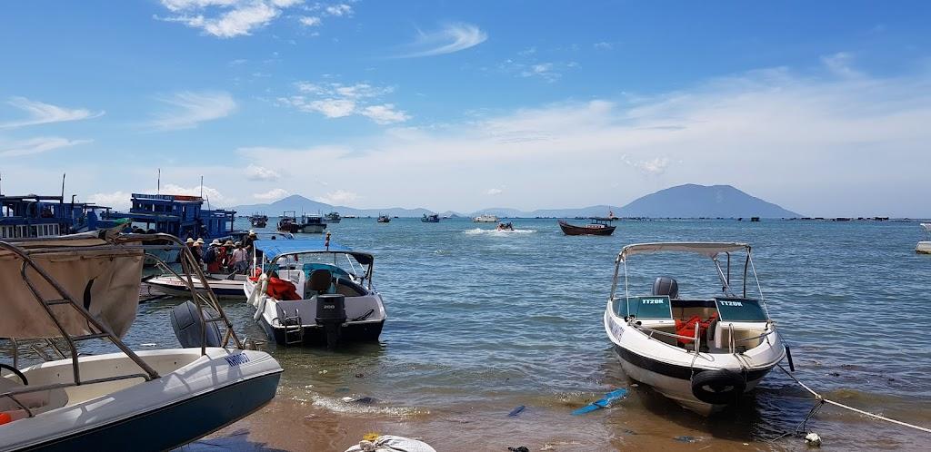 Hình ảnh tàu cá đảo Điệp Sơn