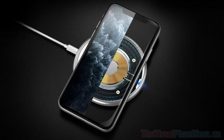 Cách thay đổi hiệu ứng, giao diện sạc pin trên iPhone