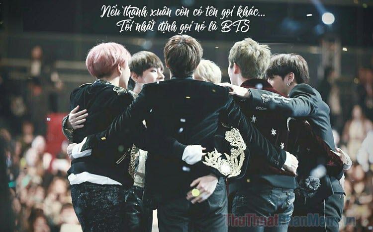 Những câu nói hay, truyền cảm hứng của BTS