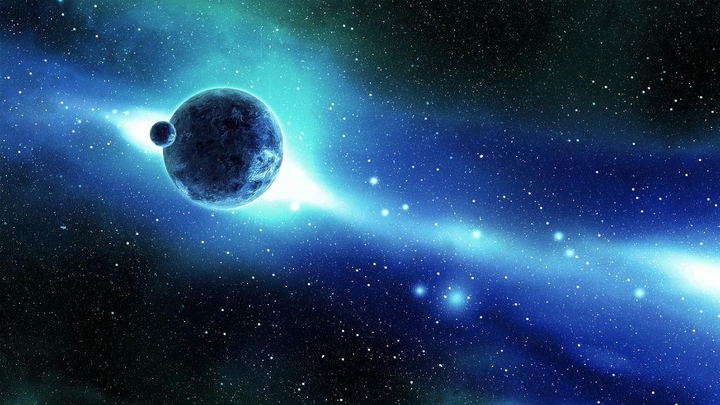 Những mẫu background vũ trụ đẹp