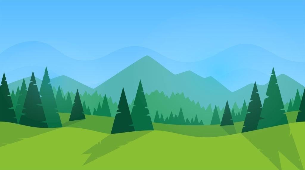 Background cây xanh đẹp
