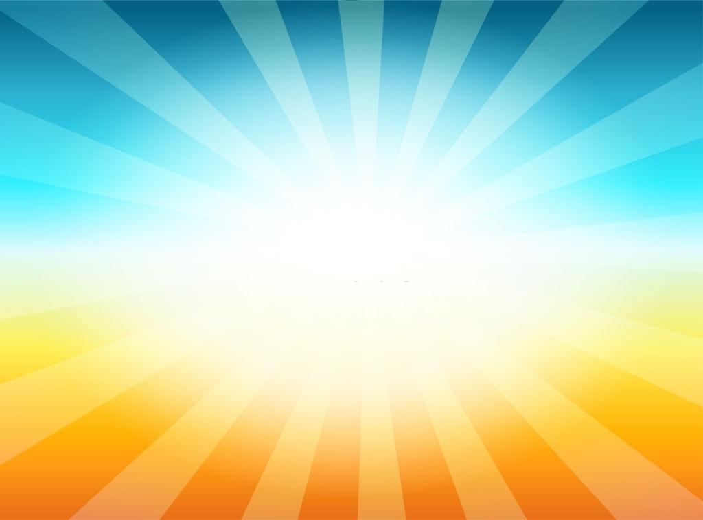 Background ánh sáng mùa hè