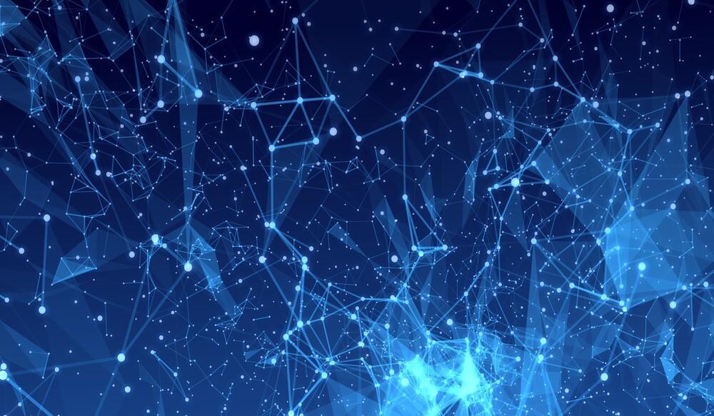 Background công nghệ vũ trụ
