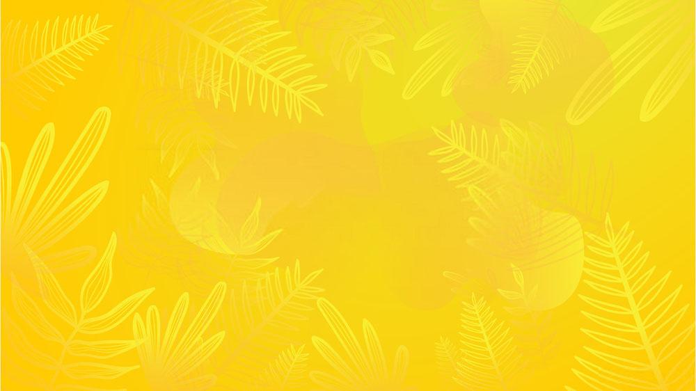 Background mùa hè vàng