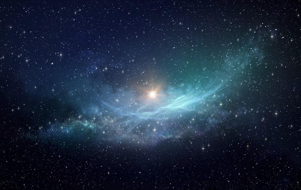 Background tân tinh vũ trụ