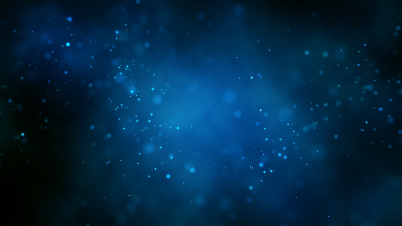 Background video xanh dương