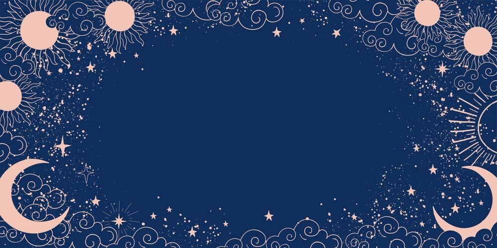 Background vũ trụ nghệ thuật