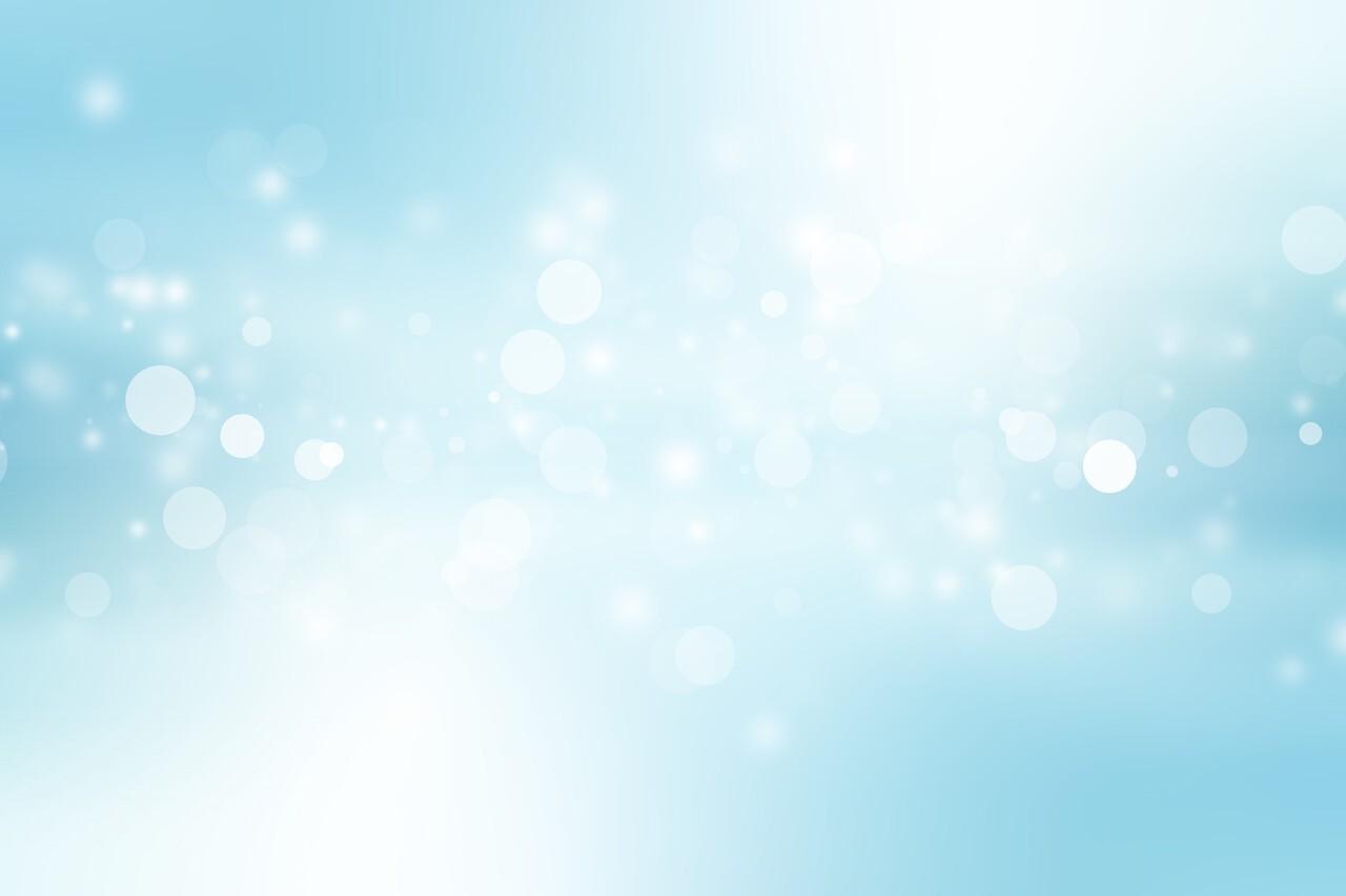 Background xanh blur