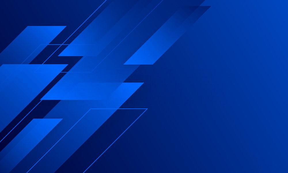 Mẫu background công nghệ xanh dương