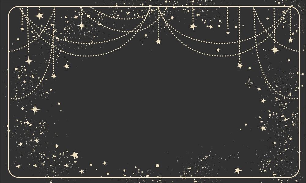 Mẫu background vũ trụ nghệ thuật