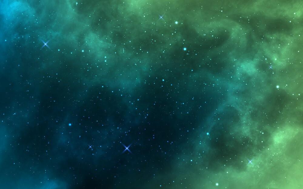 Mẫu background vũ trụ